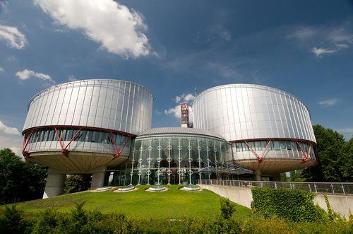 Palacio de los Derechos del Hombre, en Estrasburgo
