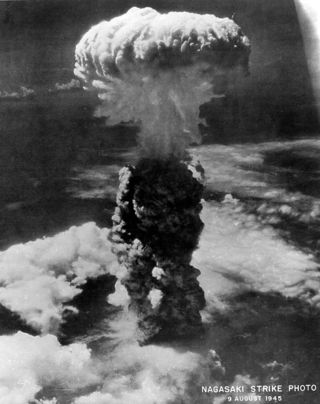Bomba atomica sobre Nagasaki