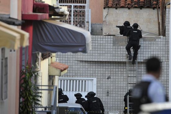 Secuestro en Rio
