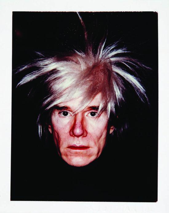 Warhol.autorretrato de 1986
