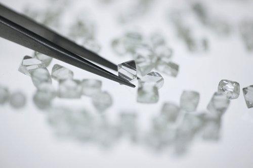 Diamantes pinzas