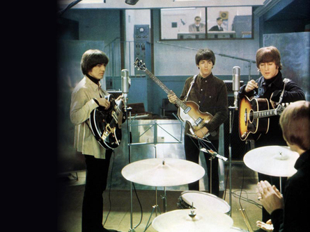EMI Abbey-Road-Studios-The-Beatles
