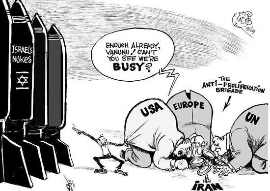 Bendib-iran-and-israel-nukes-cartoon