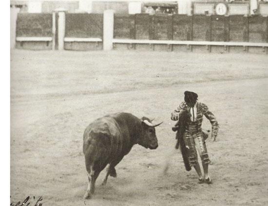 Joselito 1912 foto Manuel Cervera br