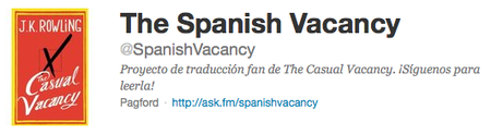 The Spanish Vacancy