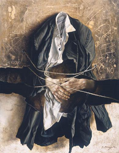 Eduardo Naranjo manos