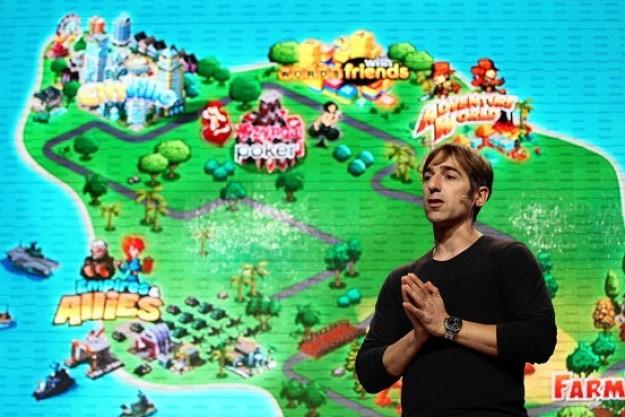 Mark Pincus, consejero delegado de Zynga