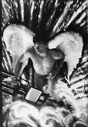 DAVID LACHAPELLE.ANGELS SAINTS AND MARTYRS