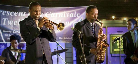 Delmond & Donald Harrison