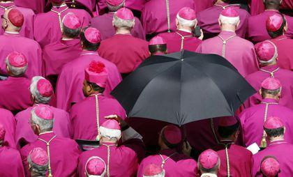 Obispos en San Pedro