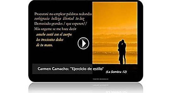 Presentación de Carmen Camacho'Ejercicio de estilo' (La sombra nº 12)