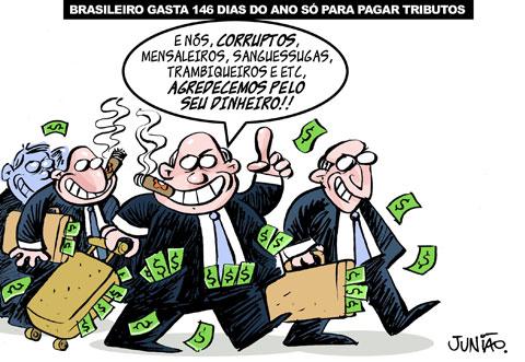 Chiste sobre corruptos