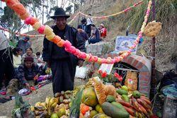 Muertos bolivia