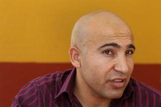 Hokman Joma, condenado a tres años por lanzar un zapato a Erdogan