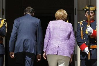 Merkel Rajoy