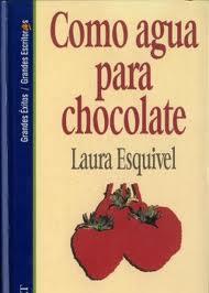 Portada del libro de la mexicana Laura Esquivel que inspiró la película del mismo nombre