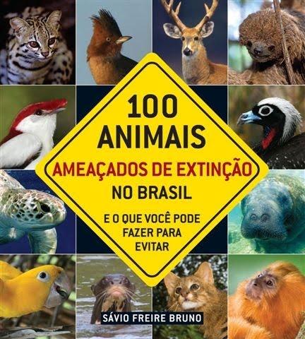 Aniimales ex extinción en Brasil