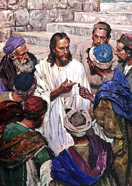 JESUS CON DOCTORES DE LA LEY