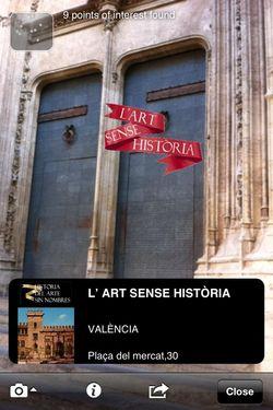 Historia del arte sin nombres