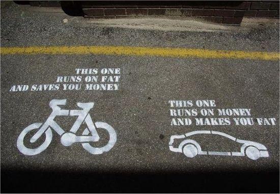 En Italia se han vendido más bicicletas que coches en 2011.