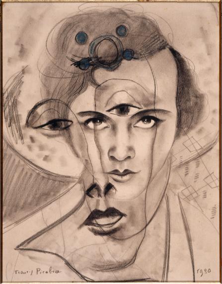 Olga (1930) Francis Picabia