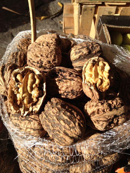 Nueces de Sicilia, de enorme sabor