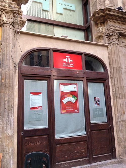 Sede del Instituto Cervantes en Sicilia