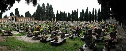 Cementerio de Venecia