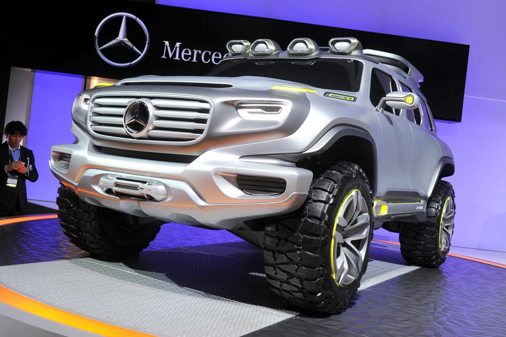Mercedes Los Angeles >> Los coches eléctricos, y el híbrido, del Salón de Los Ángeles >> Coche Eléctrico >> Blogs EL PAÍS