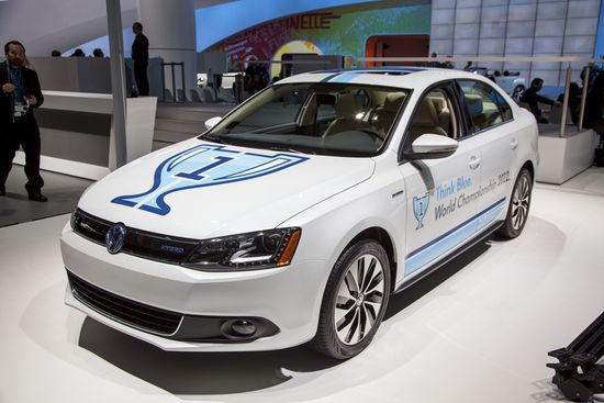 VW Jetta Hybrid / Unitedpictures