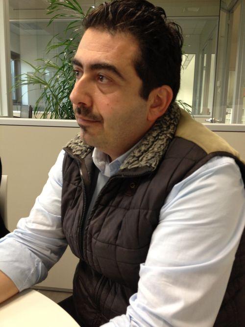 Luigi Dattilo, director general de Appennino Food