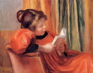Mujerleyendo-Renoir