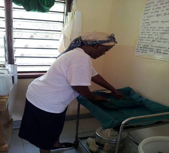 Phanice  midwife