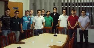 Jovenes empresarios brasileños