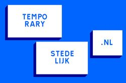 Temporary Stedelijk #7