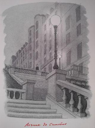 Dibujo de Pierre Le Tan - 5