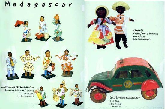 Madagascasr