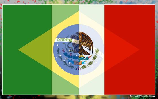 Brasil y Mexico (3)