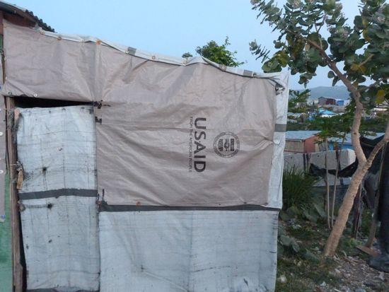 Haití - Campos de desplazados
