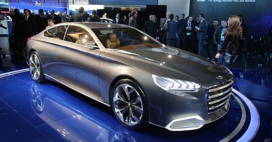 Hyundai HCD-14 Genesis / Newspress