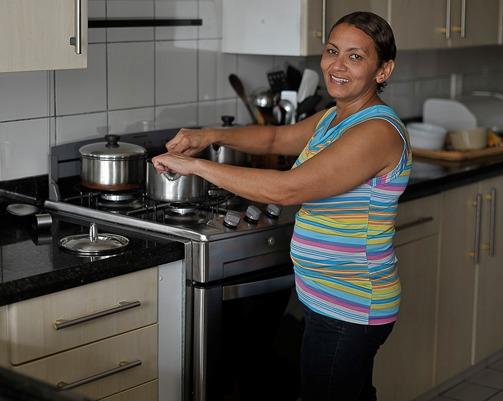Empleada doméstica en Brasil