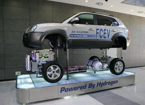 Hyundai Tucson FCEV 2004