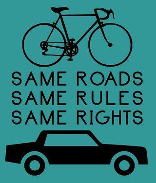 Mismas carretetas, mismos derechos