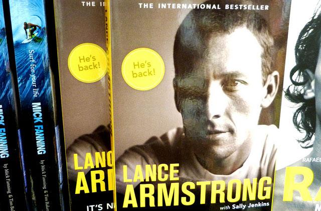 LanceArmstrongBook