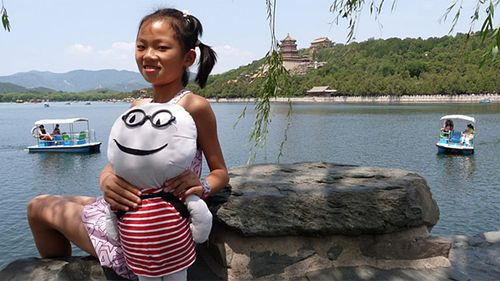 Stabri en China