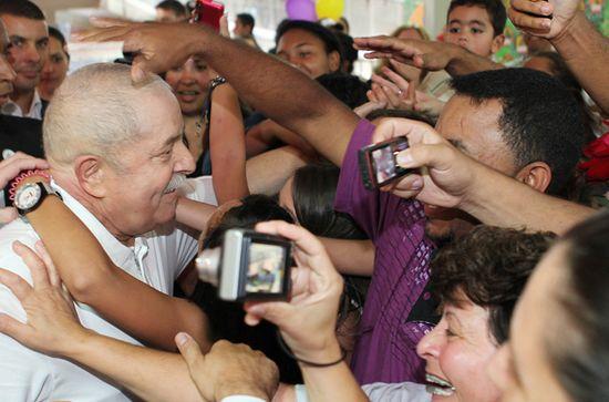 Lula entre la gente (2)