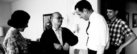 Truman Capote, Harper Lee, Alvin Dewey