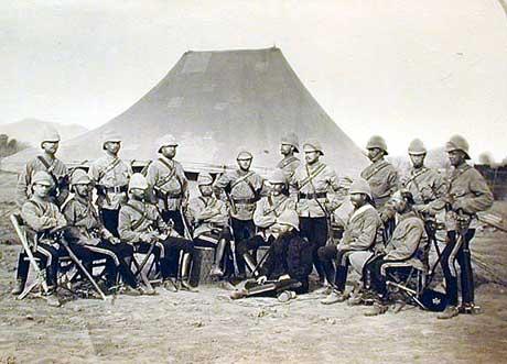 JACINTO AFGANOS 10th-hussars