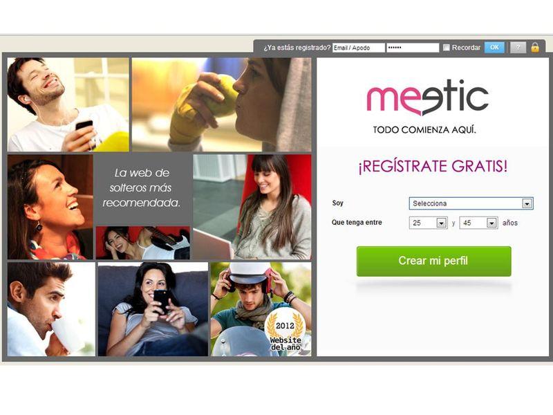 Meetic la web de solteros