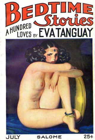 Eva Tangauy salome